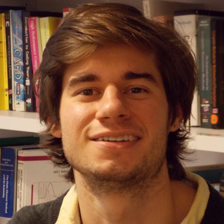 Frank Fineis : Graduate Student
