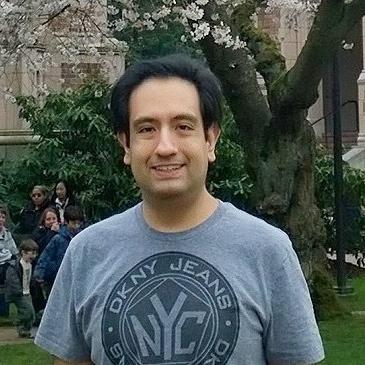 Ricardo Reyes : Graduate Student