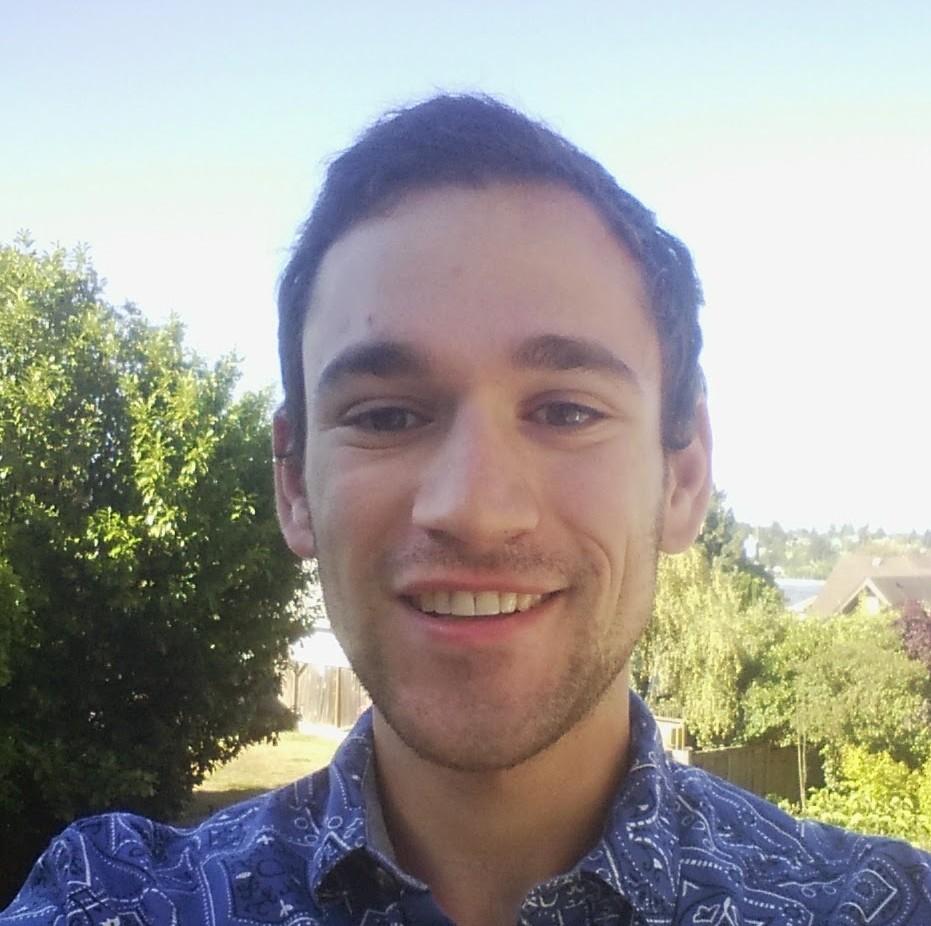 David Blaszka : Graduate Student