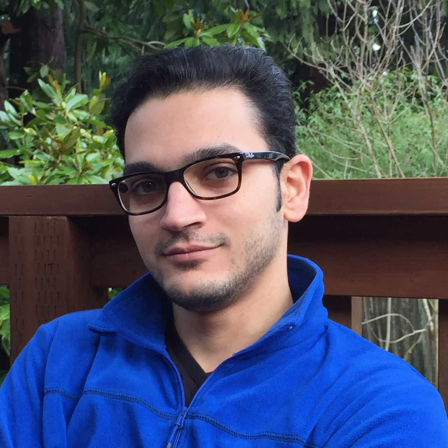 Navid Boostanimehr : Graduate Student