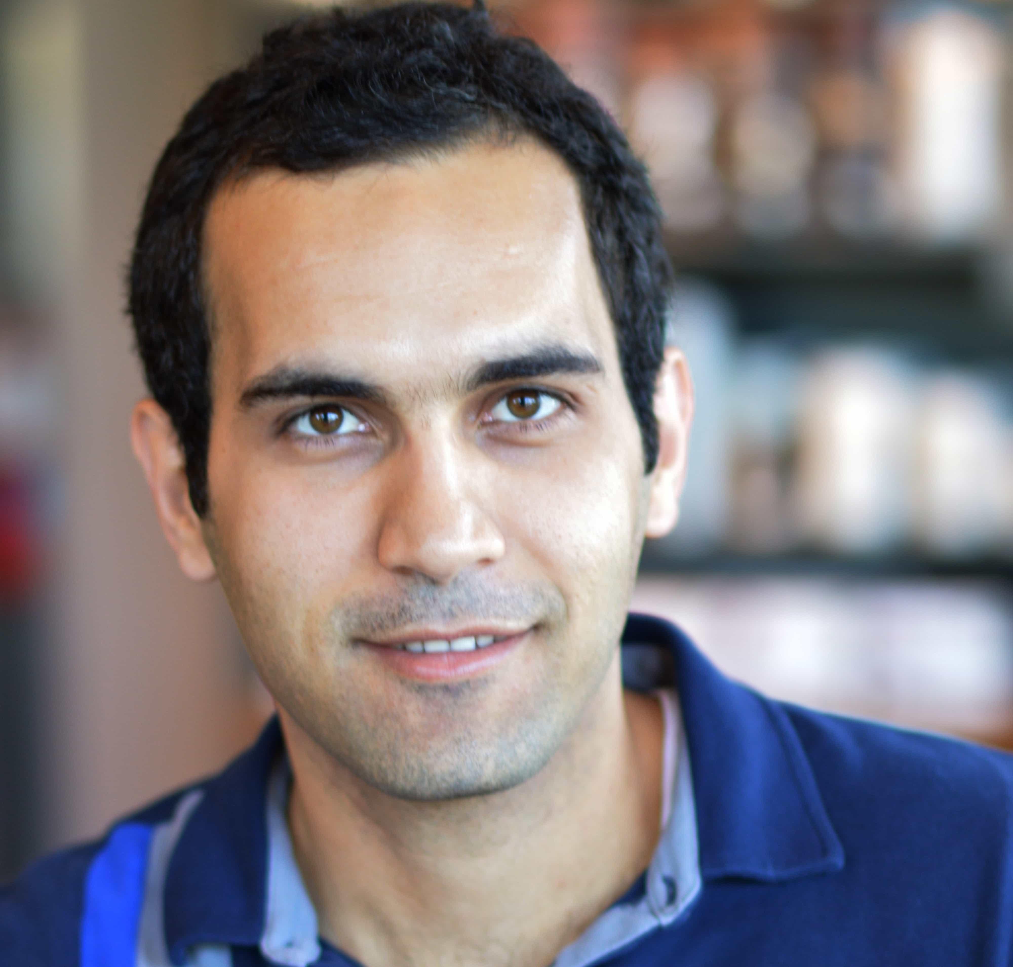 Ahmad Eshghinejad : Graduate Student