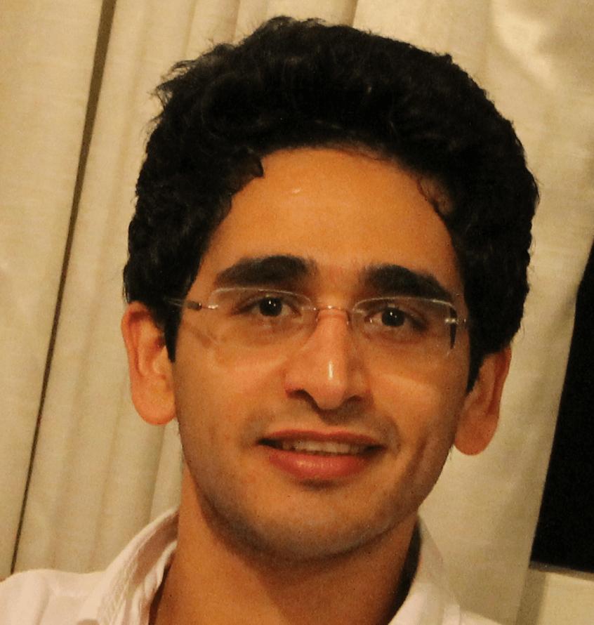 Ehsan Nasresfahani : Graduate Student
