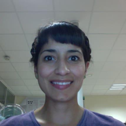Gabrielle Gutierrez : Research Associate