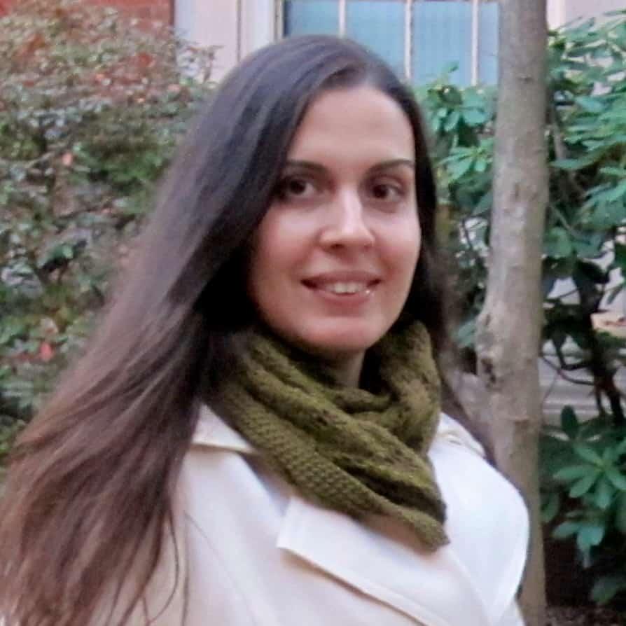 Ivana Bozic : Assistant Professor (Coming March 2017)