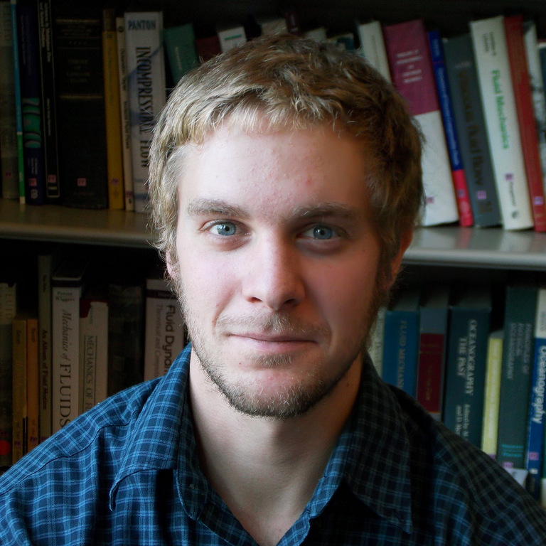 Conor Sayres : Graduate Student
