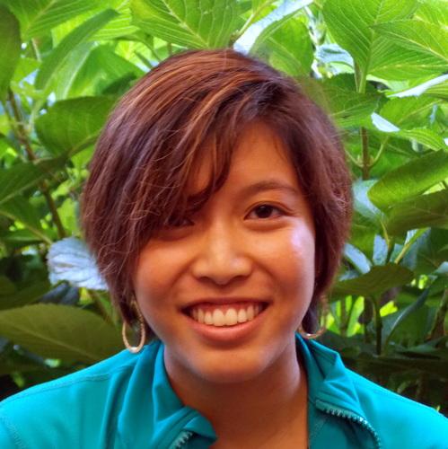 Cynthia Wu : Graduate Student