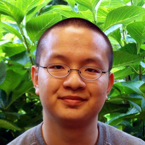 Jonathan Wong : Graduate Student