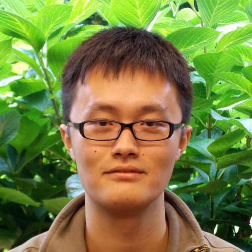 Luyang Kong : Graduate Student