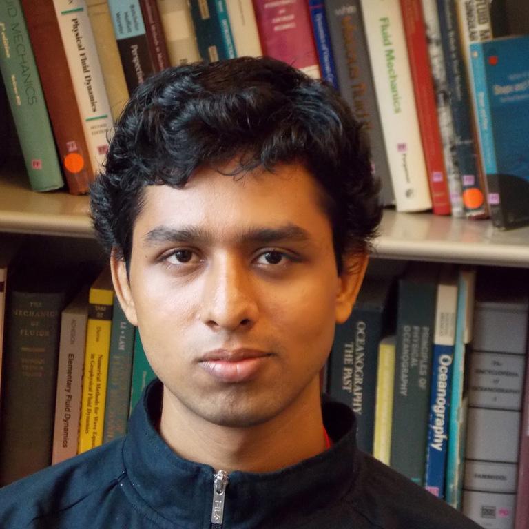 Sudharsan Madhavan : Graduate Student