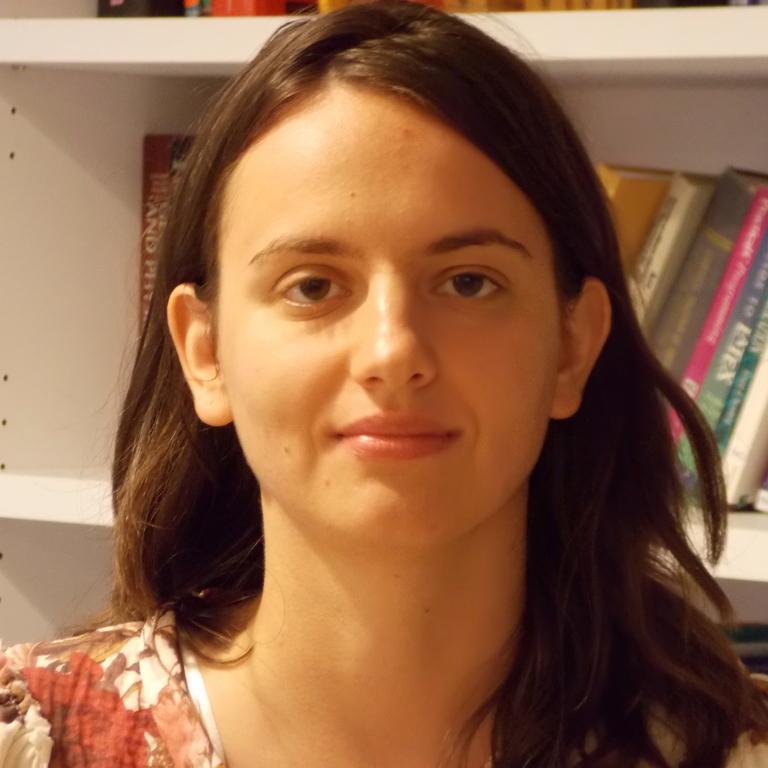 Doris Voina : Graduate Student