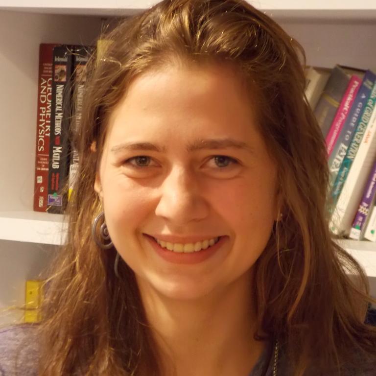 Eugenia Prezhdo : Graduate Student