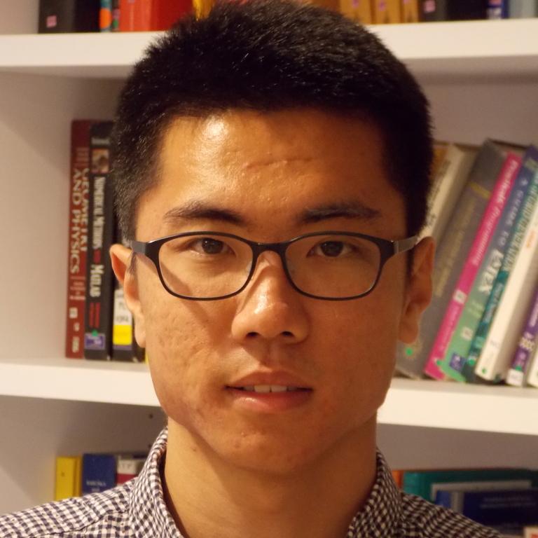 Hao Wu : Graduate Student