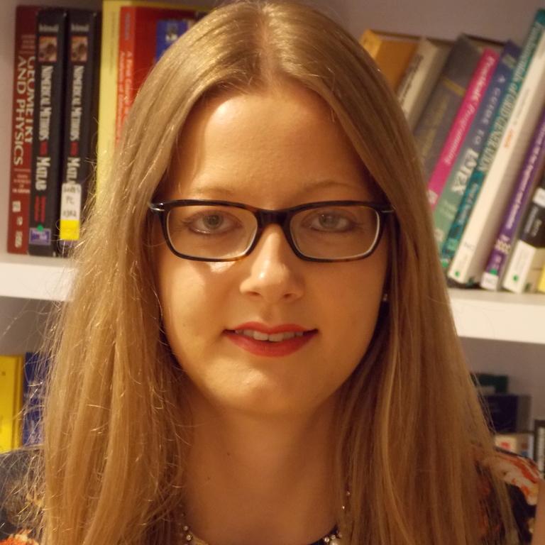 Melanie Weber : Graduate Student