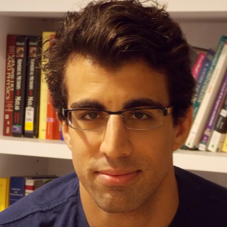 Osman Malik : Graduate Student