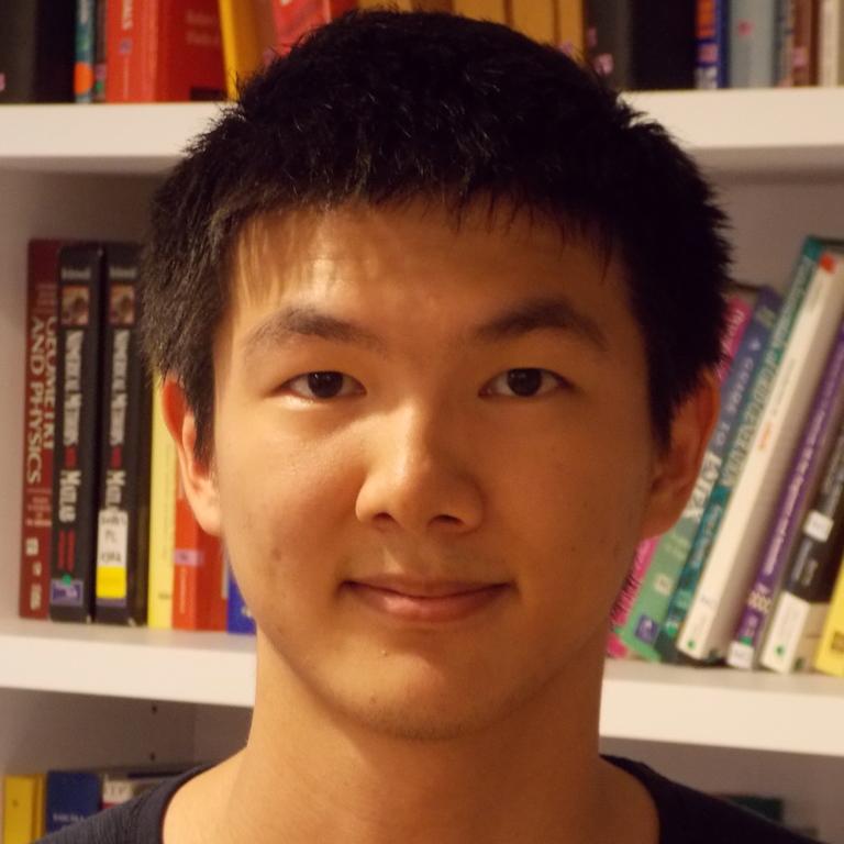 Sy Yeu Chou : Graduate Student