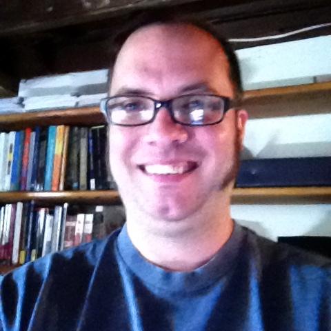 Greg Damico : Graduate Student