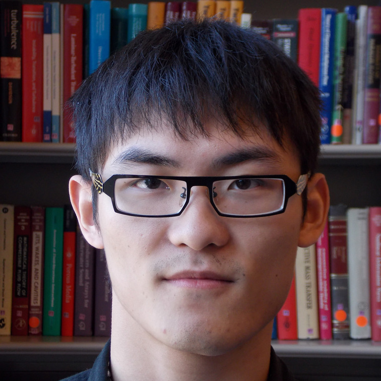 Yiqi Gu : Graduate Student