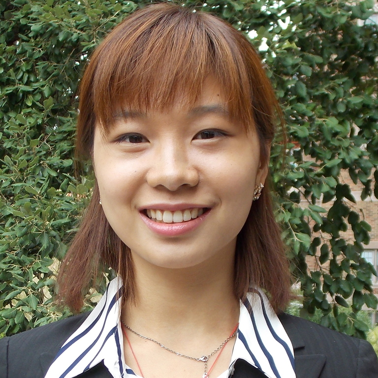 Biqing Liu : Graduate Student