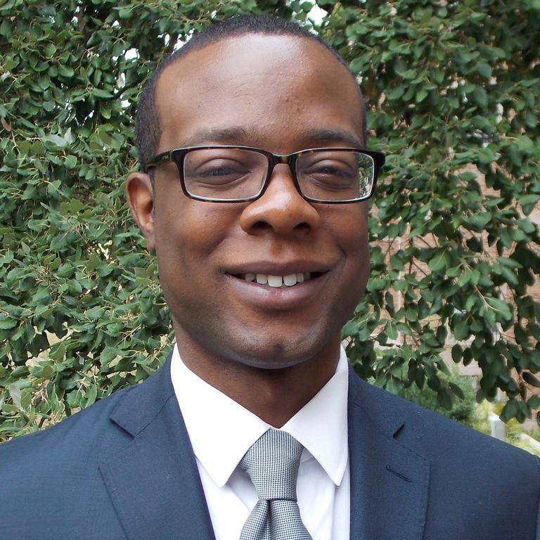 Curtis Hall : Graduate Student