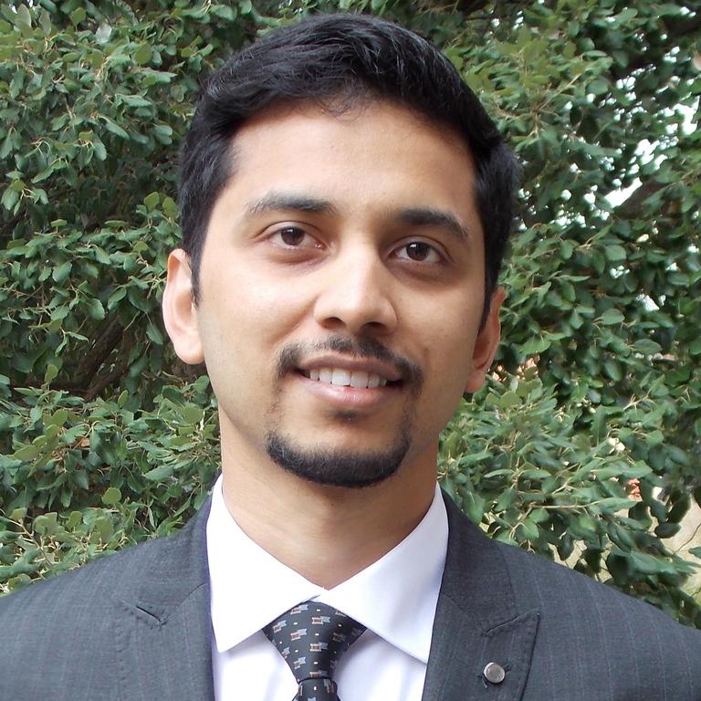 Govind Nair : Graduate Student