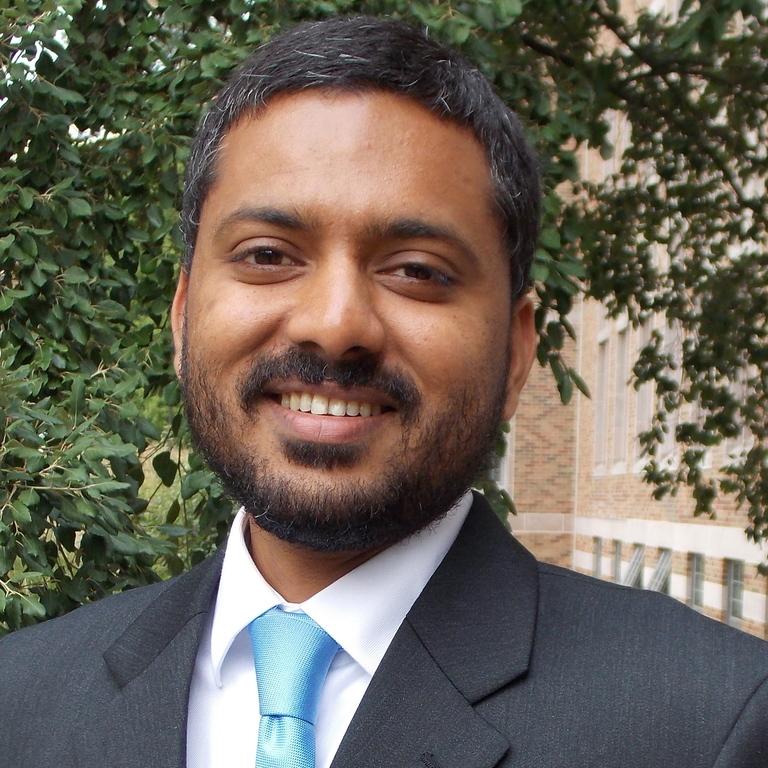 Hari Gopalakrishnan : Graduate Student