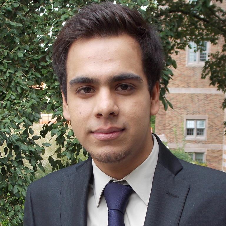 Kshitij Dhingra : Graduate Student
