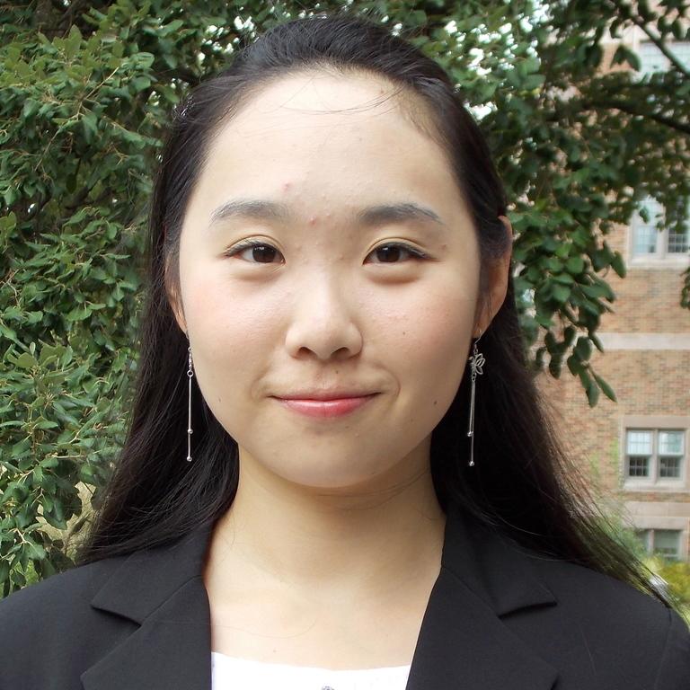 Mengyuan Xiu : Graduate Student