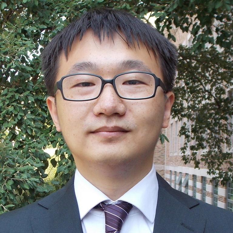 Molin Ye : Graduate Student
