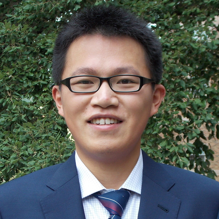 Pengfei Pan : Graduate Student