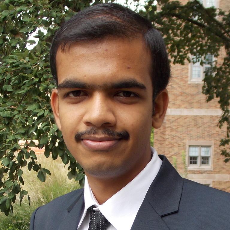 Shrinivas Malebennur Purohit : Graduate Student
