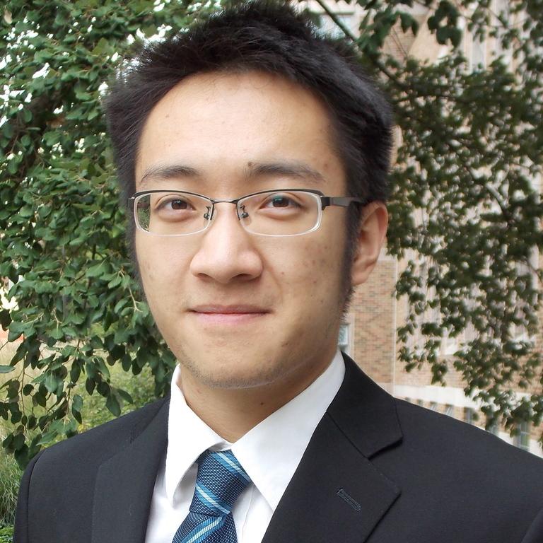 Yangxiao Dong : Graduate Student