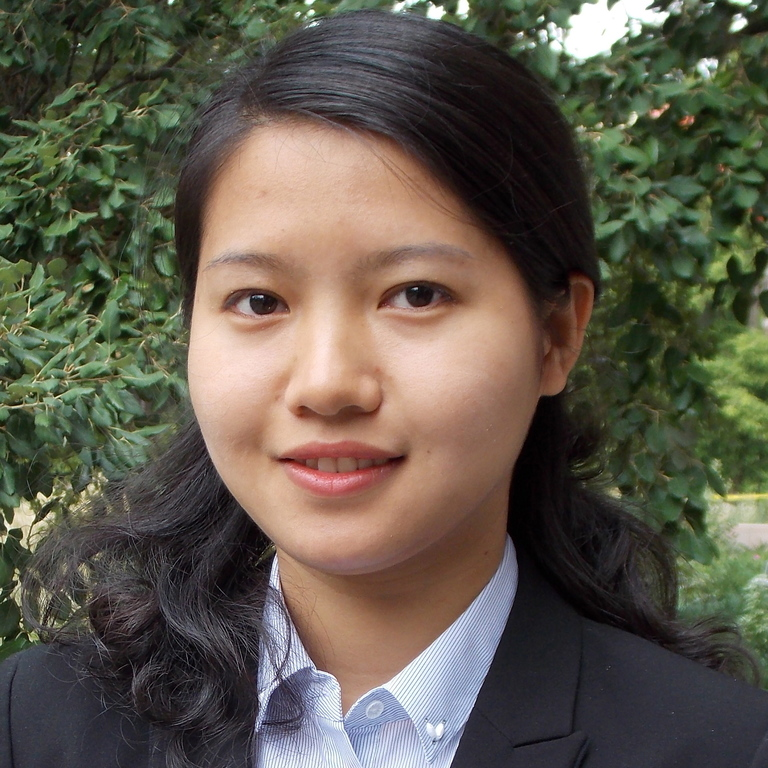 Yishuang Yang : Graduate Student