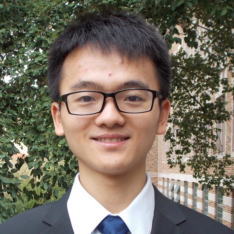 Yuan Hong : Graduate Student