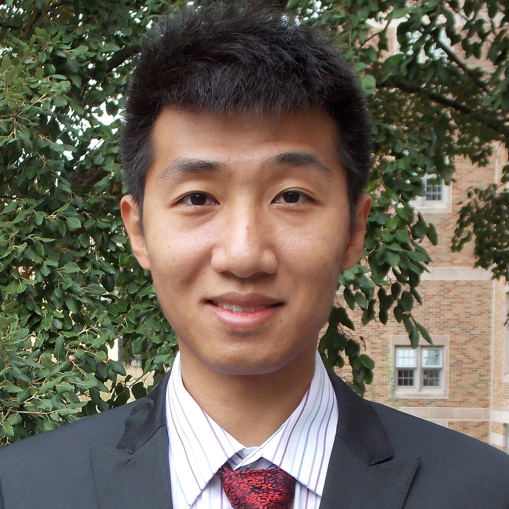 Zhenhuan Ren : Graduate Student