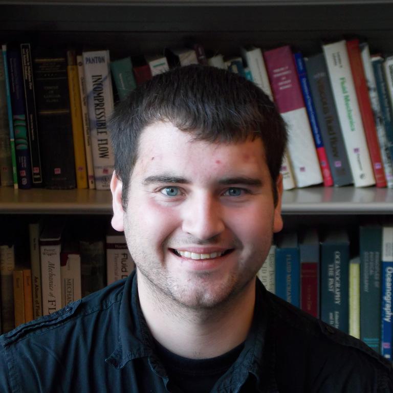 Chad Keeney : Graduate Student