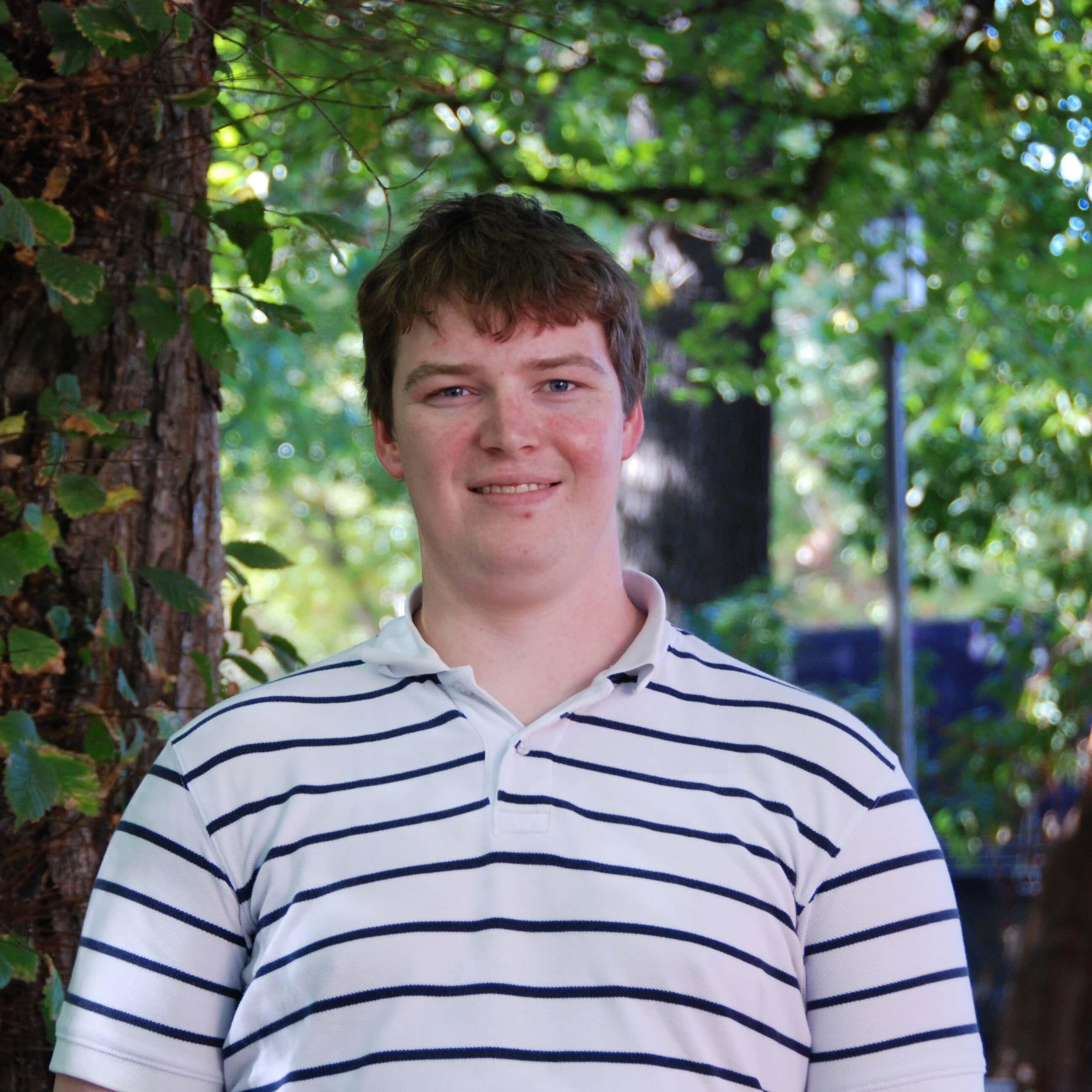 Conor Zellmer : Graduate Student