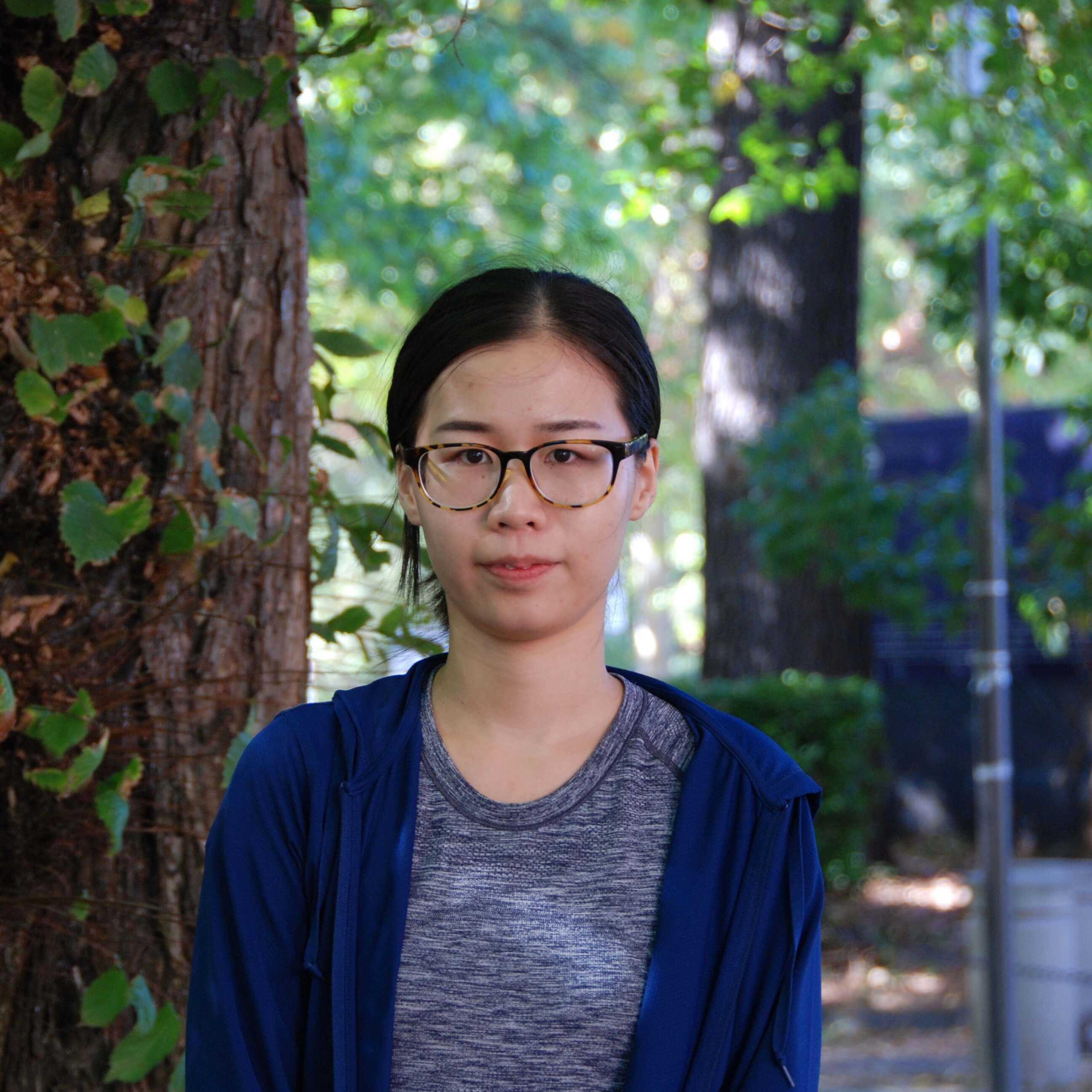 Hexuan Liu : Graduate Student