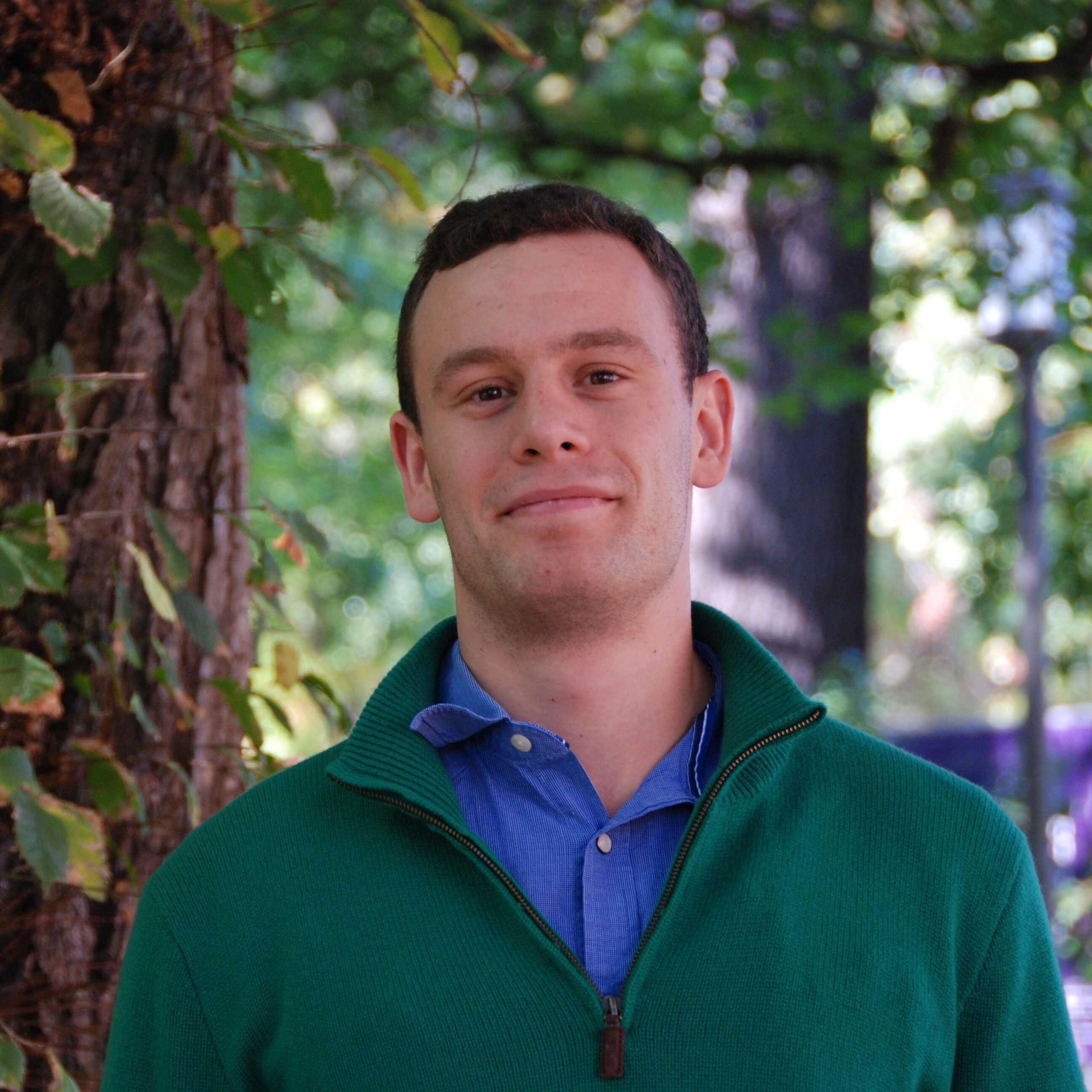 Jake Steven-Haas : Graduate Student