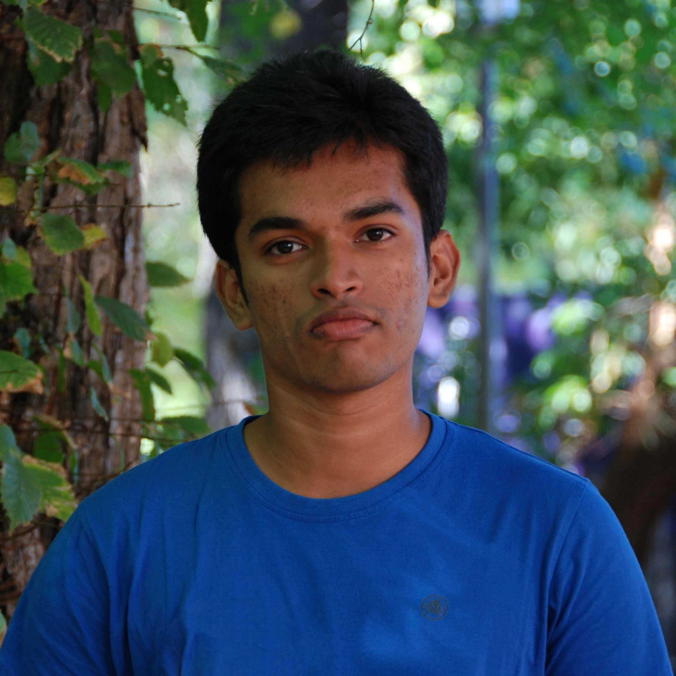 Jithin George : Graduate Student