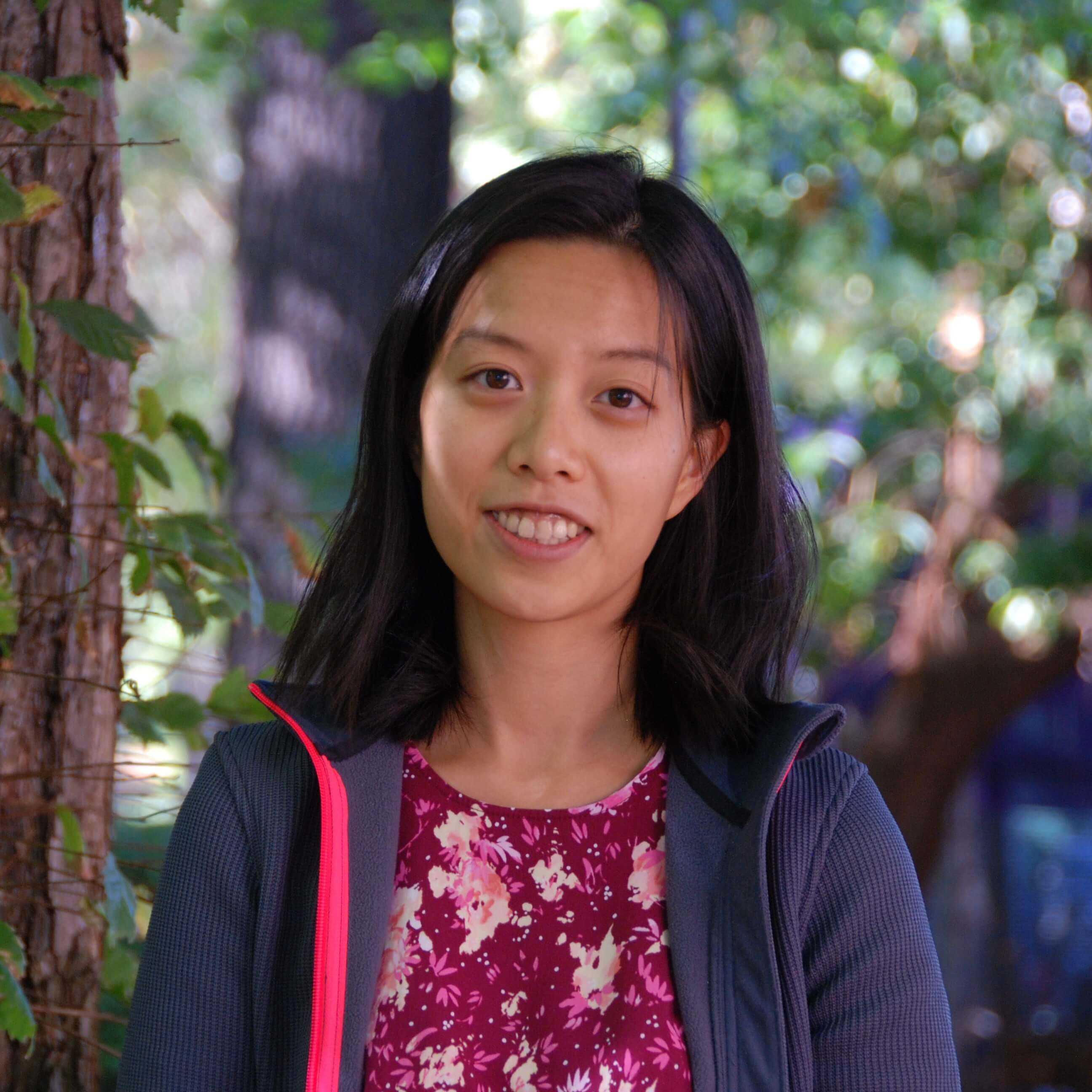 Ke Huang : Graduate Student