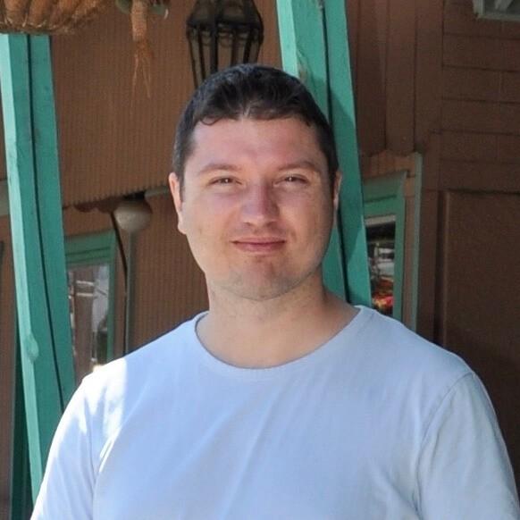 Mladen Zecevic : Graduate Student