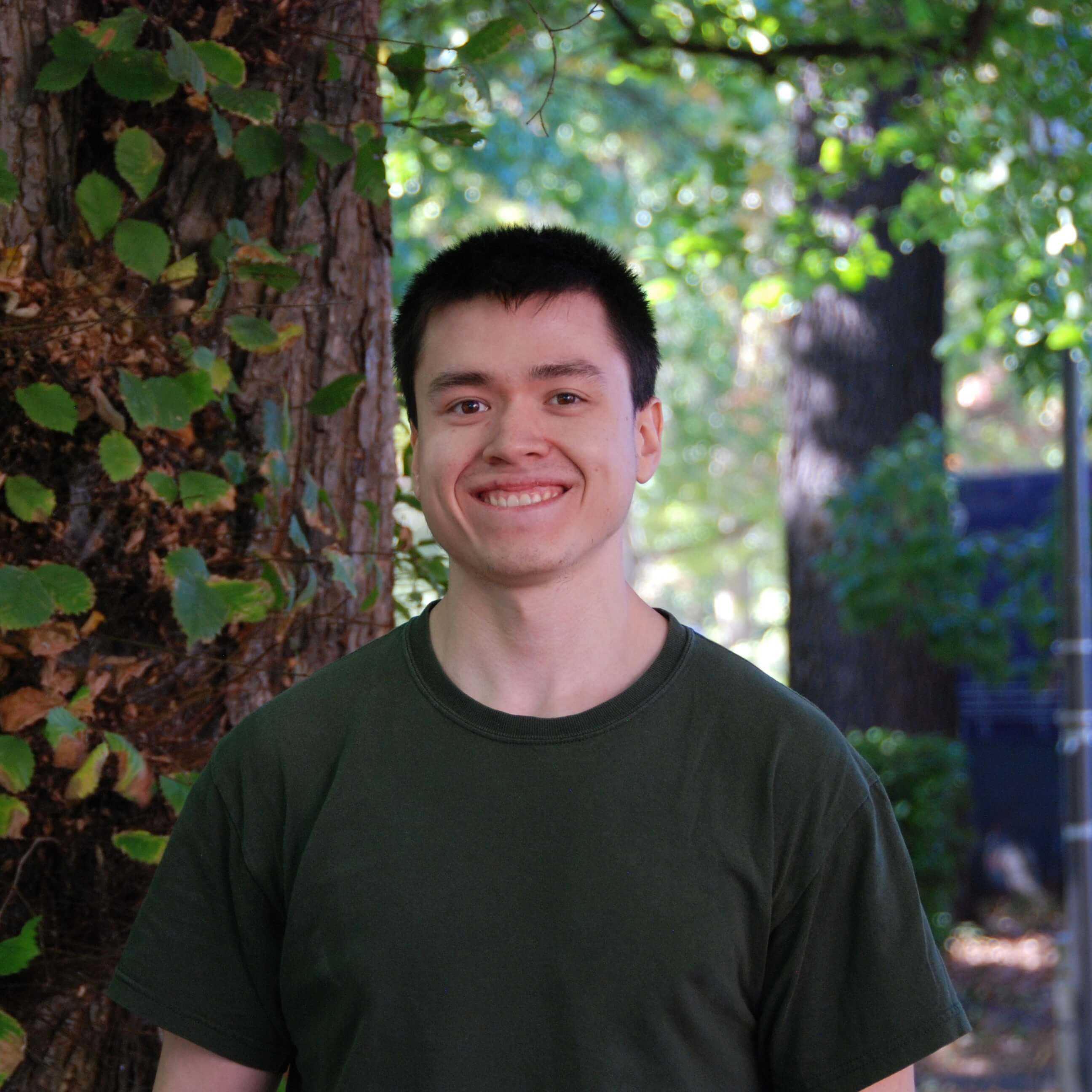 Ronan Keane : Graduate Student