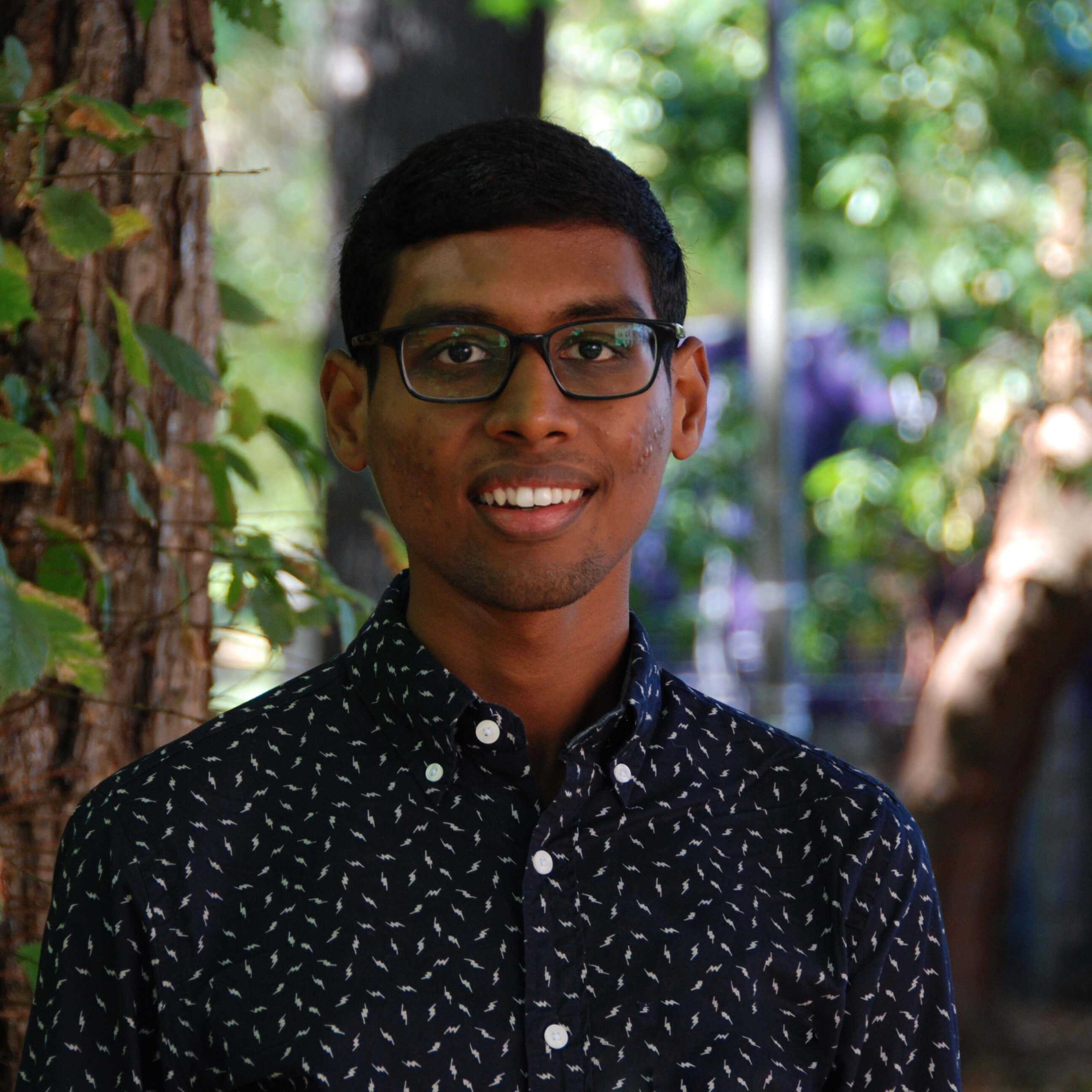 Sritam Kethireddy : Graduate Student