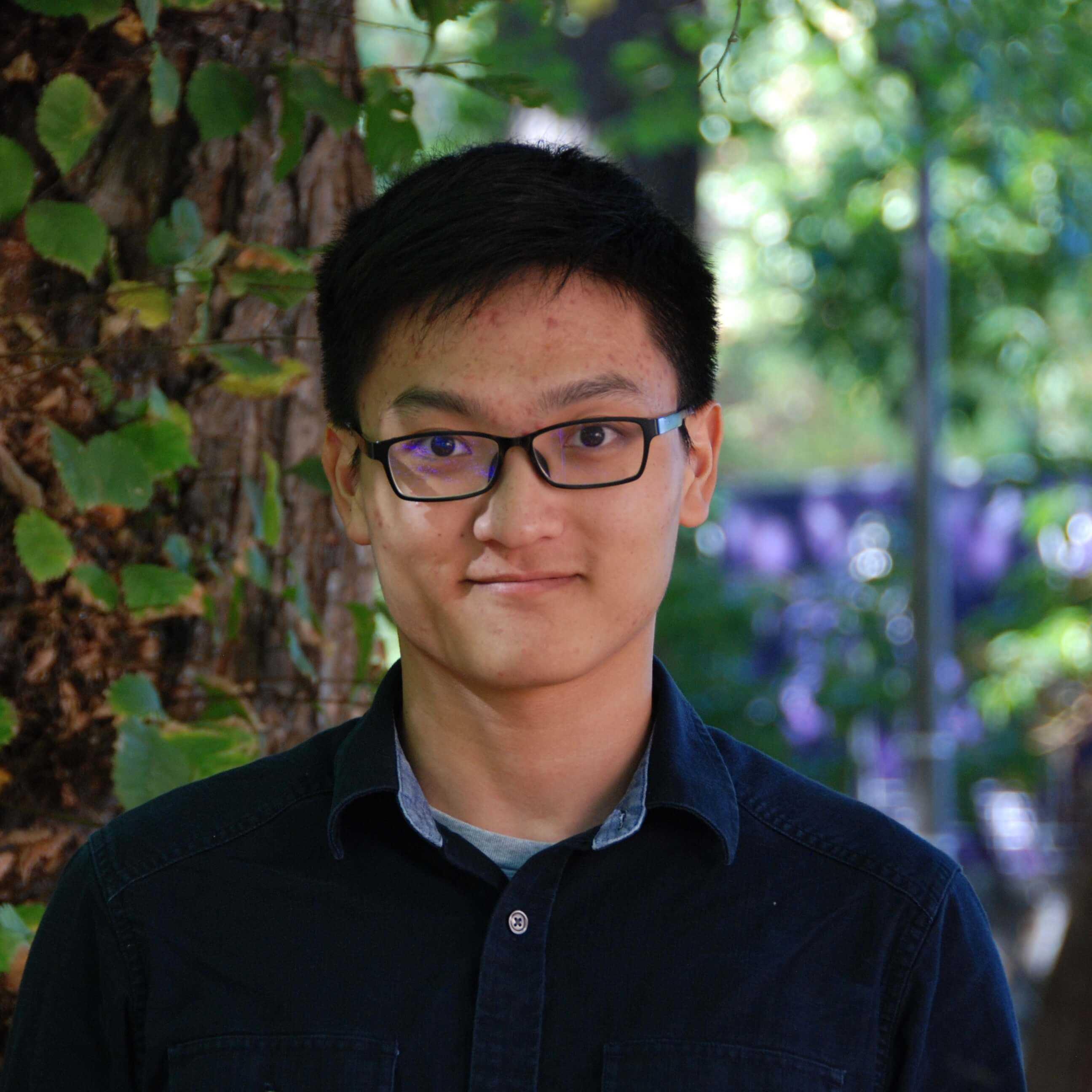 Theodore Zhao : Graduate Student