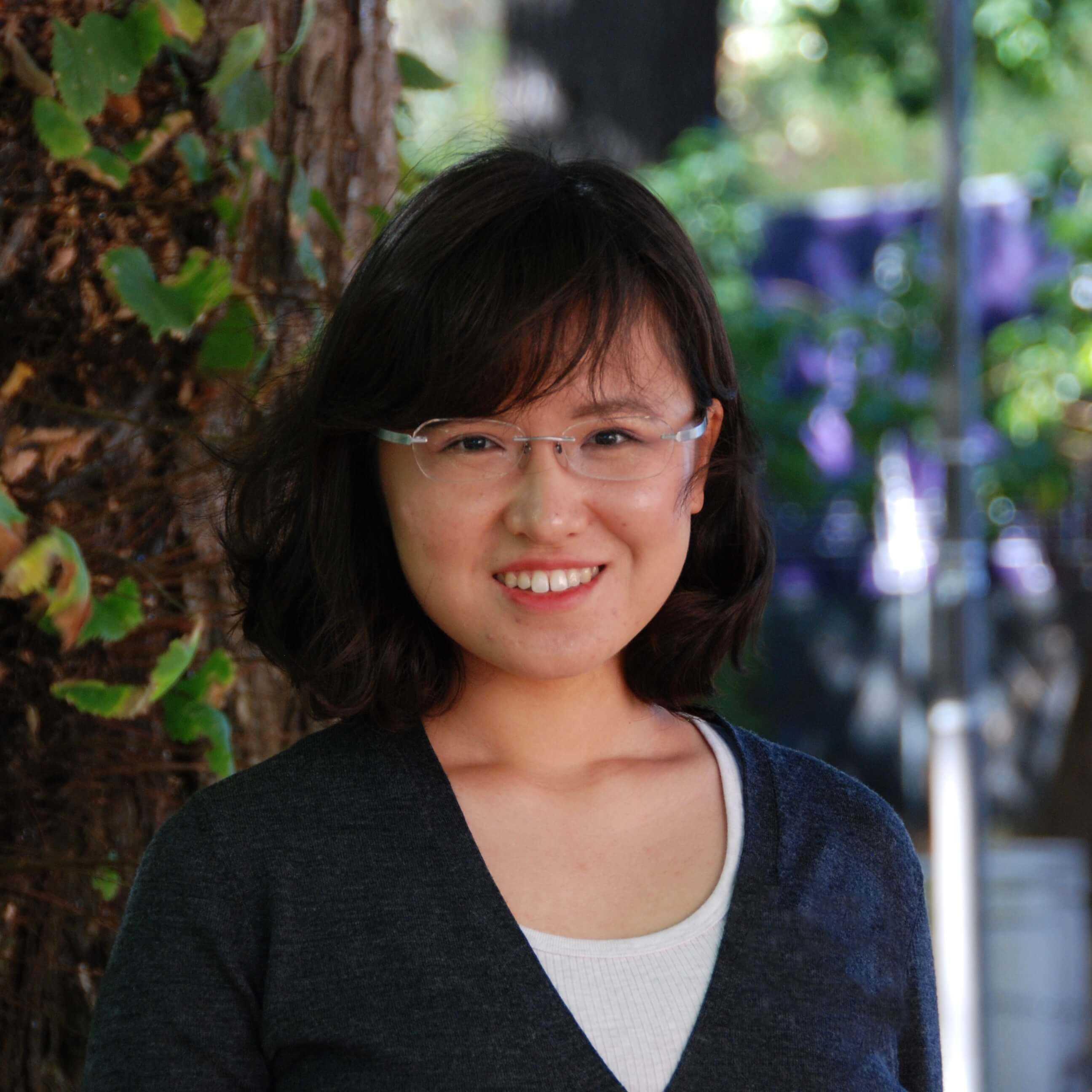 Xin Qin : Graduate Student