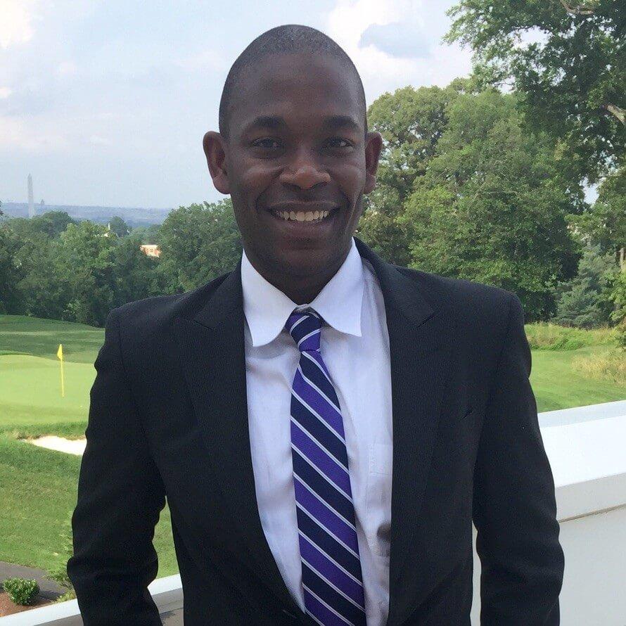 Theophilus Ola : Graduate Student