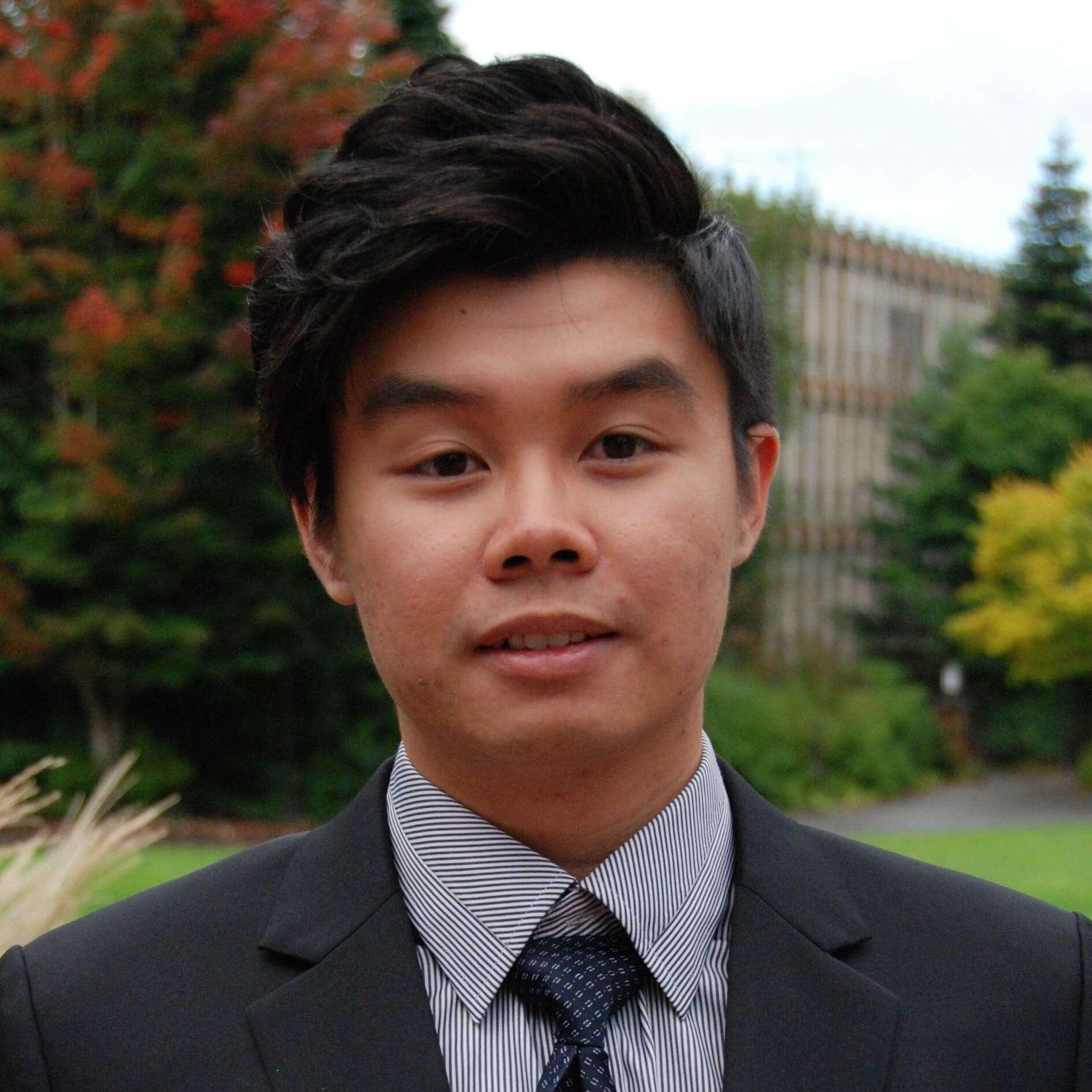 Fu Kwan : Graduate Student