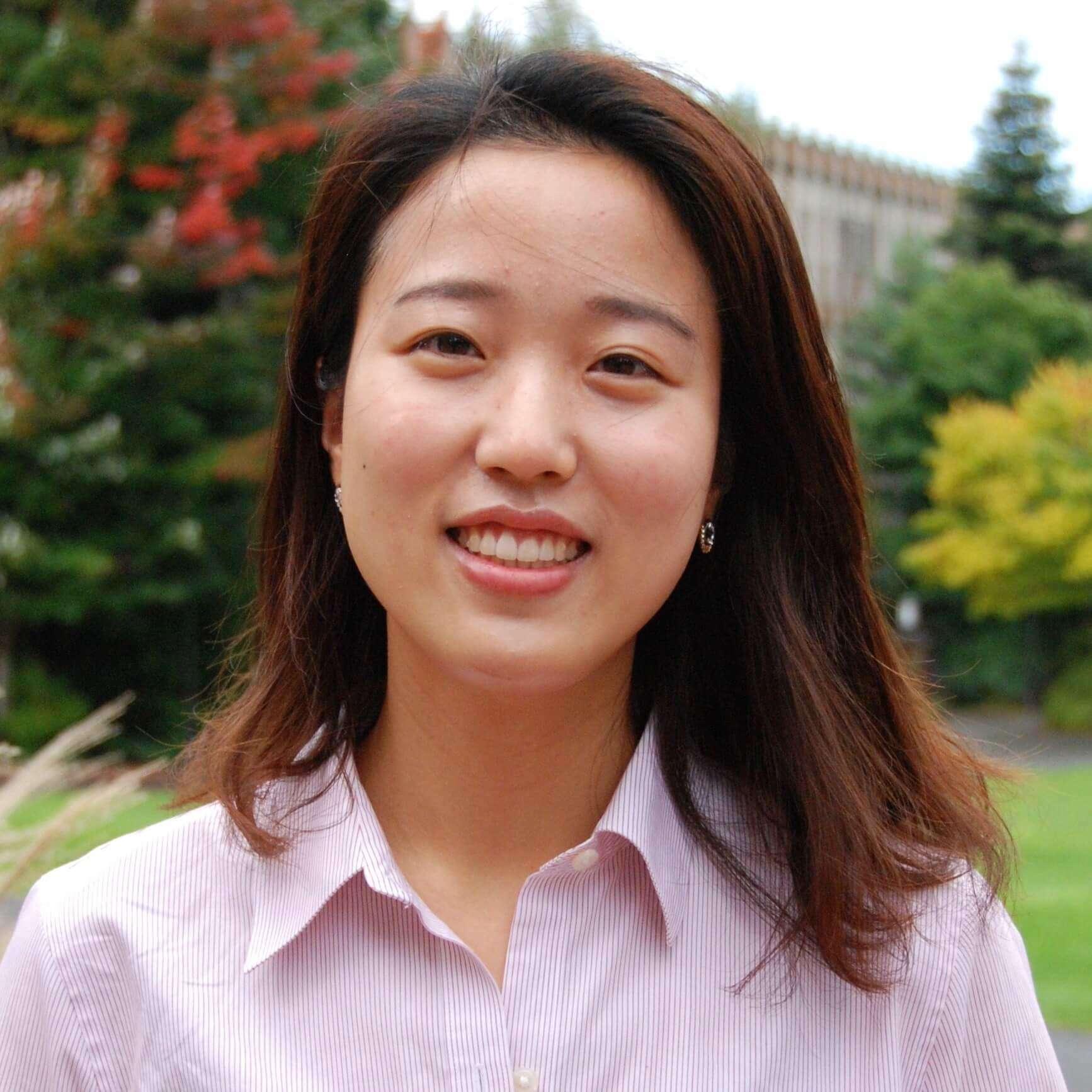 Hyunjin Kang : Graduate Student