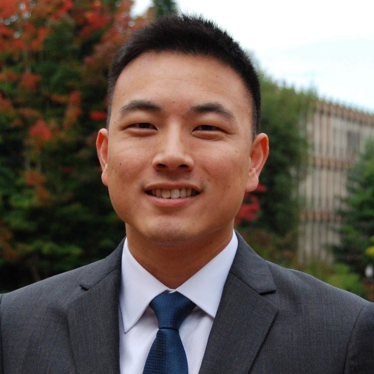 Ivan Hu : Graduate Student