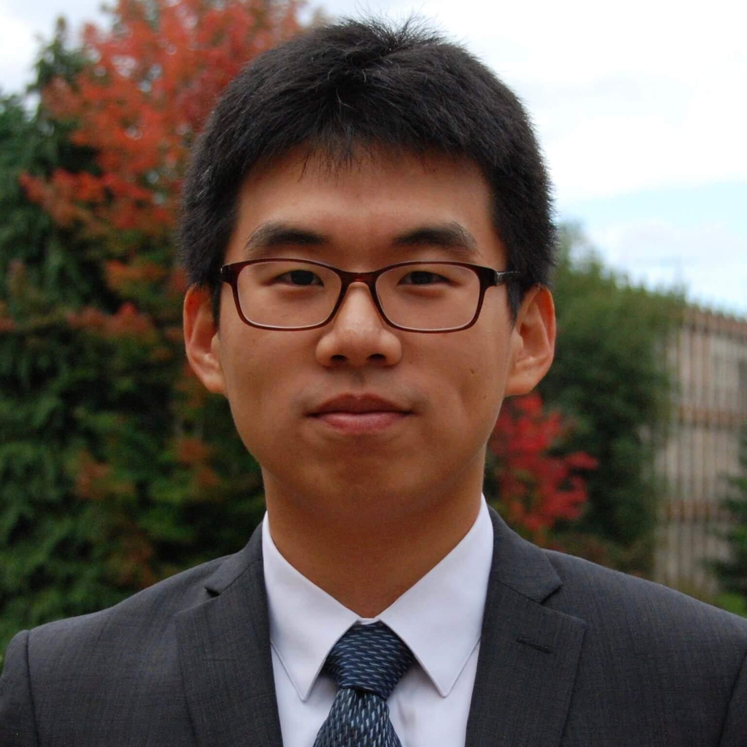 Luke Lee : Graduate Student